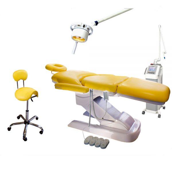 قیمت یونیت دندانپزشکی ریموت دار مدل پوتلینگن
